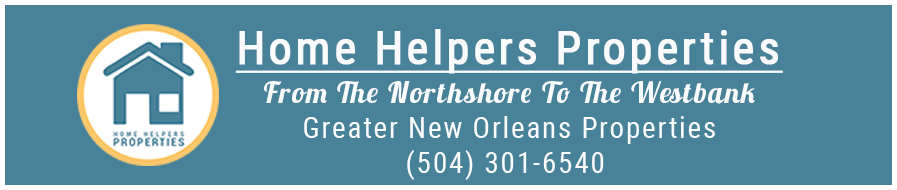 Home Helpers Properties of Greater New Orleans