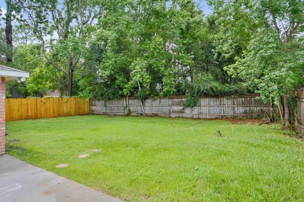 Fenced-Yard